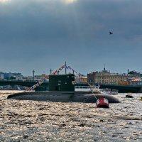 Дизельная подводная лодка!! :: Валентина Папилова