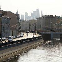 Набережные Москвы реки :: Svetlana Shalatonova