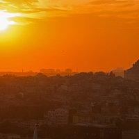 Закат над Стамбулом :: Олег Ведерников