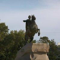Памятник у Невы :: Aнна Зарубина