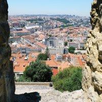 Лиссабон через бойницу :: Ольга Васильева