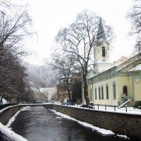 Карловы Вары зимой :: татьяна