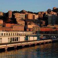 Порт Генуи :: Tata Wolf