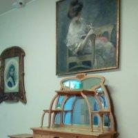 Интерьер зала в музее Петропавловская крепость. (В стиле Модерн). :: Светлана Калмыкова