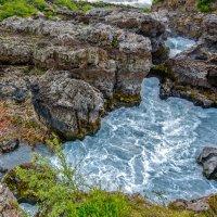 Iceland 07-2016 Barnafoss :: Arturs Ancans