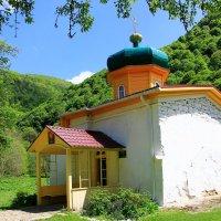 Церковь Илии пророка. Южный храм Архыза. :: Иван
