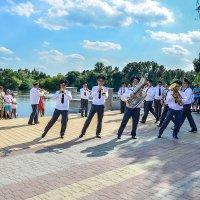 Танцующий оркестр! :: Сергей Хомич
