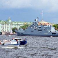 День Военно-морского флота 31 июля 2016 года. :: Валерий Новиков