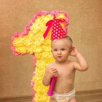 Ща-с спою) Первый годик :: Tatsiana Latushko