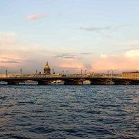 Питерские Мосты :: Алексей Корнеев