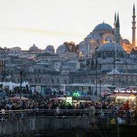 Набережная Стамбула :: Олег Ведерников