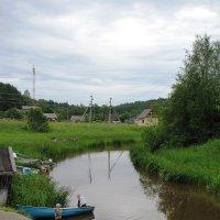 На реке Куркийоки :: Ольга Иргит