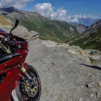 По Французским горам на 2х колесах. :: сергей адольфович