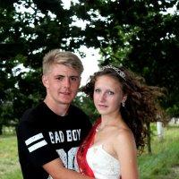 Красивая пара :: Инна Дегтяренко