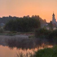 Розовеющим рассветом... :: Roman Lunin