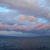 вечерние облака :: Сергей Короленко