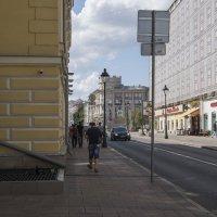 Никитская площадь :: Яков Реймер