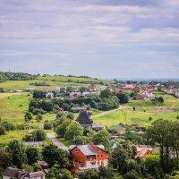 Дачный пейзаж :: Iuliia Efremova