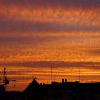 Небо над Самарой :: Денис Кораблёв