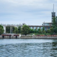 Речной порт, г.Волжский :: Ольга Кучаева