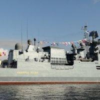 """Сторожевой корабль """"Адмирал Эссен"""", :: Владимир Гилясев"""