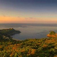 Seaside dawn :: Игорь Сарапулов