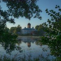 Свято-Введенский Островной монастырь :: Илья Сердитов