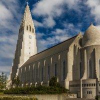 Iceland 07-2016 Hallgrimskirkja :: Arturs Ancans