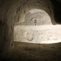 Меловые пещеры в Холках :: Юрий Клишин