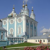 Собор Успения Пресвятой Богородицы. Смоленск. :: Lana