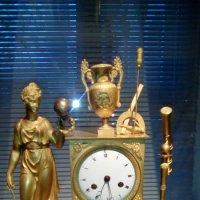 Французские часы 19 века. (музей Петропавловская крепость) :: Светлана Калмыкова
