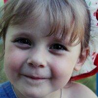 Взгляд ребёнка - самый искренний и глубокий :: Евгения Ламтюгова
