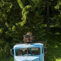 Старая машина :: Marina Talberga