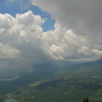 Тут живут облака... :: Yulia Deimos