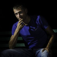 Мужской портрет :: Дмитрий Макаричев