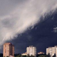 Небо перед грозой. :: Дмитрий Строж