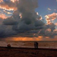 Во время шторма :: Виктор Мороз