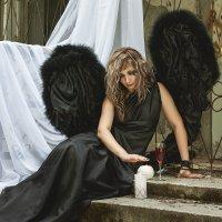 Тёмный ангел.. Наталья :: Мила Айдина