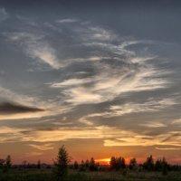 Подмосковный закат :: marmorozov Морозова