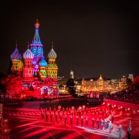Красная площадь красная :: Александр Колесников