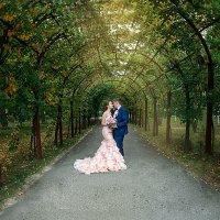 В арке любви :: Ульяна Смирнова