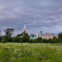 Введено-Оятский монастырь :: Константин