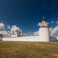 Свято-Троицкий Макарьевский Желтоводский монастырь. 1 :: Андрей Ванин