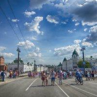 Омск праздничный :: Валерий Кабаков