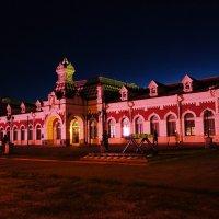 Старый вокзал :: Сергей Беляев