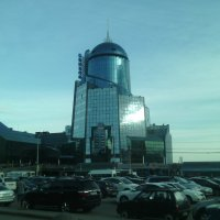 Здание железнодорожного вокзала :: марина ковшова
