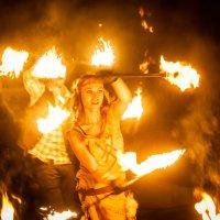 Повелительница огня :: Сергей Чирков