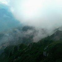 где-то в облаках :: Екатерина