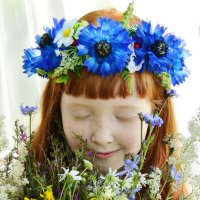 Вдыхая запах лета... :: Кристина Девяткина