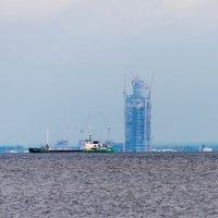 Даль с видом на башню :: Валерий Смирнов